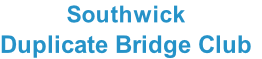 Southwick Duplicate Bridge Club